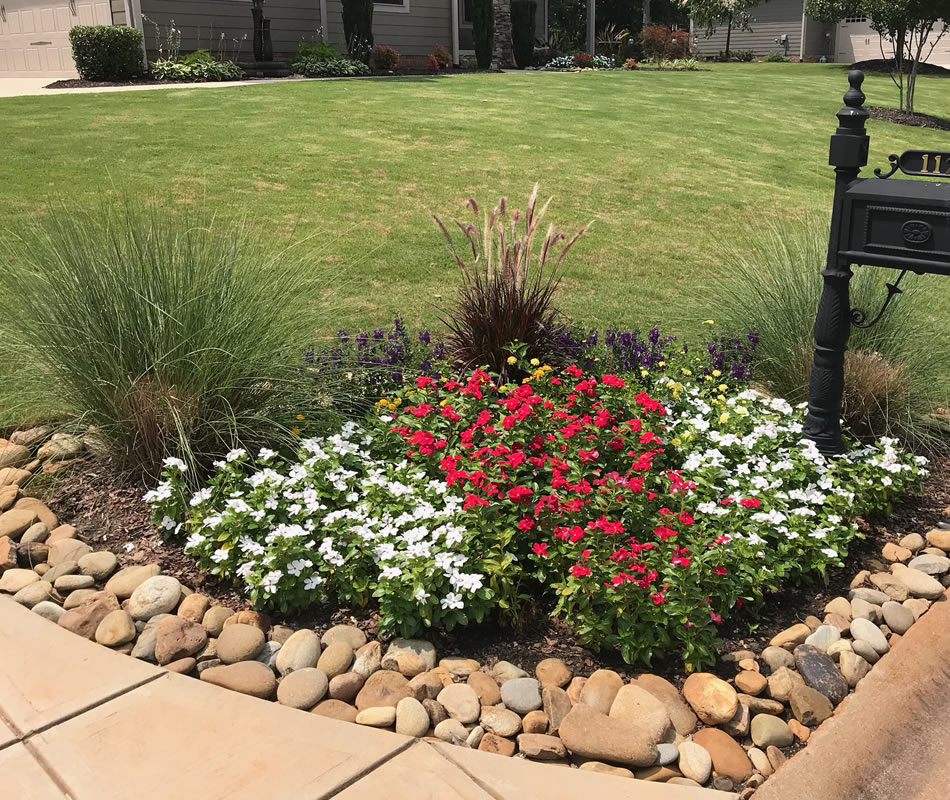 CP Landscaping Company Greenville SC