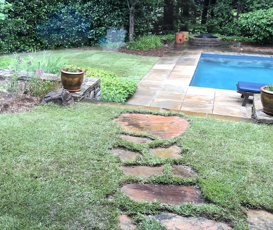 Sod Turf Installation Greenville SC