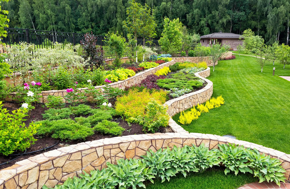 Landscaping Greenville SC